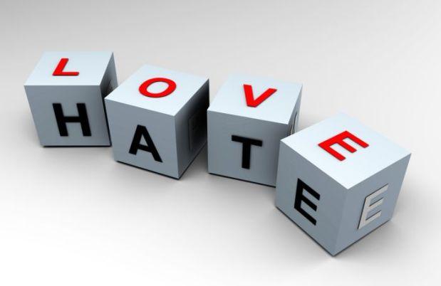 hate-love