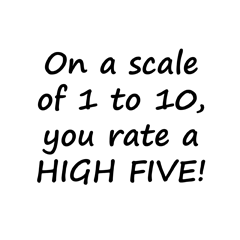On-a-scale