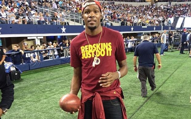 Kevin-Durant-Redskins